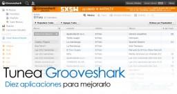 Las 10 mejores aplicaciones para Grooveshark