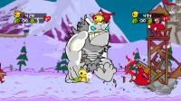 Screenshot de juego Alien Hominid
