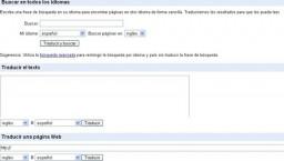 Diccionarios en la red