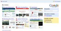 Probando Chrome, el navegador de Google