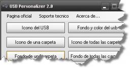 Sorpresas del 2008: USB Personalizer y PimpMyUSB