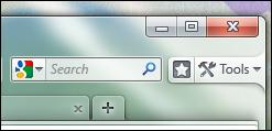 Barra de Herramientas de Firefox 3.7