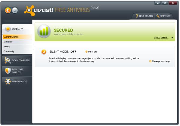 El nuevo Avast 5
