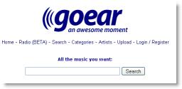 Cómo descargar música de GoEar