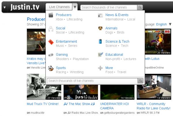 TV en Internet: Sopcast, Justin y otras formas de ver televisión
