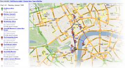 Crea tus rutas turísticas con Google City Tours