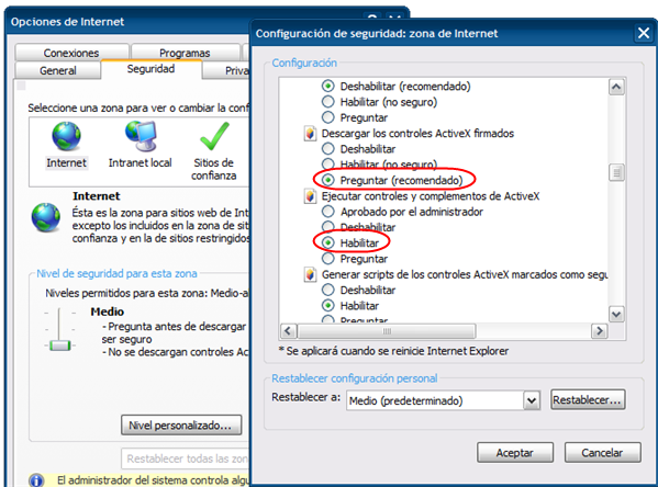 Controles ActiveX