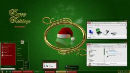 Haz tu propio tema navideño para Windows 7