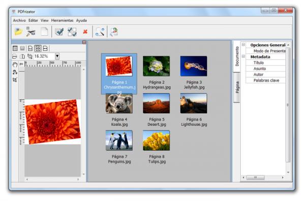 Presentaciones en PDF: la alternativa a Powerpoint