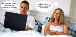Cómo perder a tu pareja por culpa del ordenador