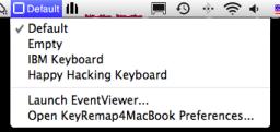 KeyRemap4MacBook: reordenando las teclas en Mac