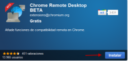 Chrome Remote Desktop: un PC lejano en tu navegador