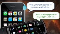 Cómo pasar contactos, SMS y eventos de un móvil a otro