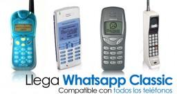 - Inocentada - WhatsApp Classic, compatible con todos los teléfonos