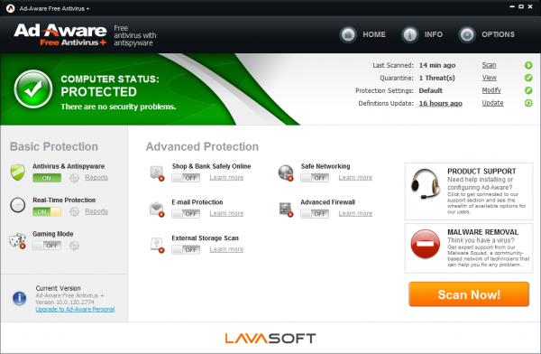 Exclusiva: Ad-Aware 10 se convierte en antivirus gratuito