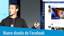 Facebook estrena diseño: las noticias de la semana