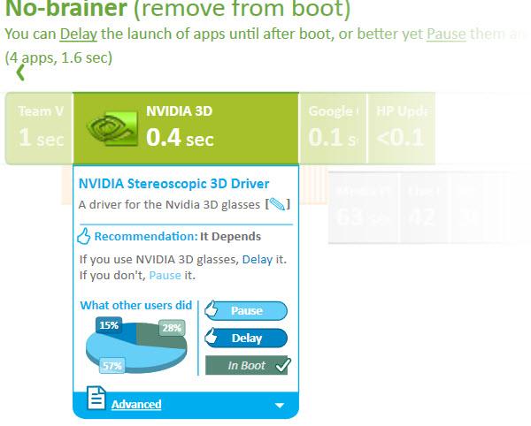 info Nvidia 3D