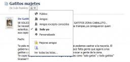 Consulta lo que te interesa desde tu Facebook