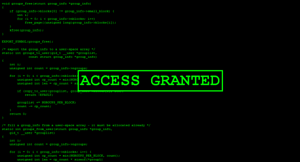 HackerType Access Granted
