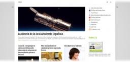 Crea una revista digital con noticias que te interesan