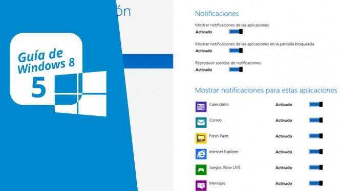 Guía de Windows 8 (5): El Panel de Configuración