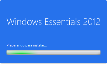 Instalación de Windows Essentials 2012
