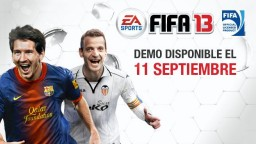 Descarga la demo de FIFA 13