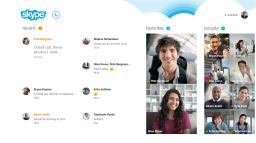 Skype para Windows 8 está a punto de llegar
