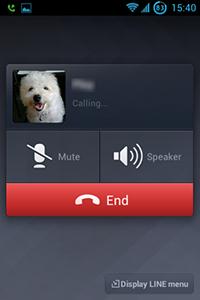 Llamada de voz