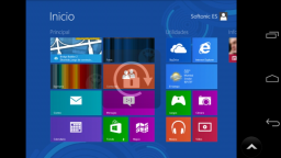 Windows 8 en tu móvil o tablet con Splashtop