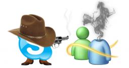 Adiós Messenger. Hola Skype.