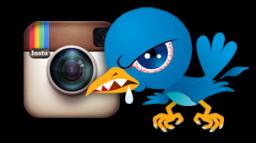 Twitter e Instagram se actualizan e inician una guerra de filtros
