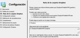 Cómo instalar Dropbox en una memoria USB