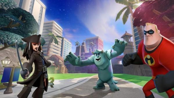 Disney Infinity: ¿El primer rival serio de Skylanders?