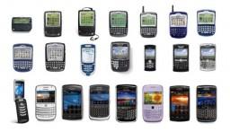BlackBerry: la evolución de su sistema operativo en imágenes