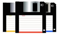 disquettes
