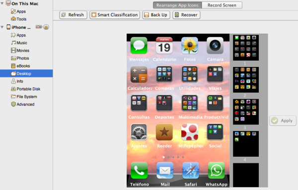 Cómo copiar archivos del iPhone al Mac sin iTunes