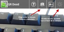 Sácale todo el provecho a los códigos QR con QR Droid