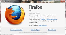 Firefox 19, ahora con lector de PDF integrado