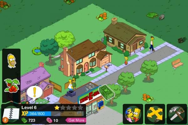 Los Simpson: Springfield se podrá descargar pronto para Android