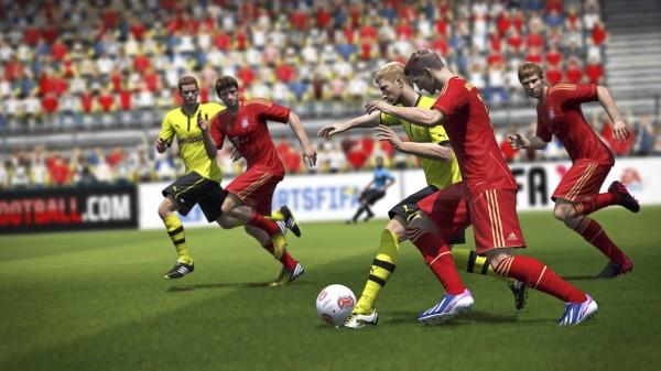 FIFA 14: Primeros detalles del próximo juego de fútbol de EA