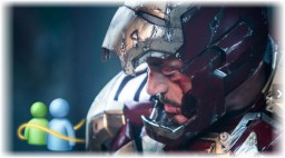 Microsoft recurre a Iron Man para llevar a los usuarios de Messenger a Skype