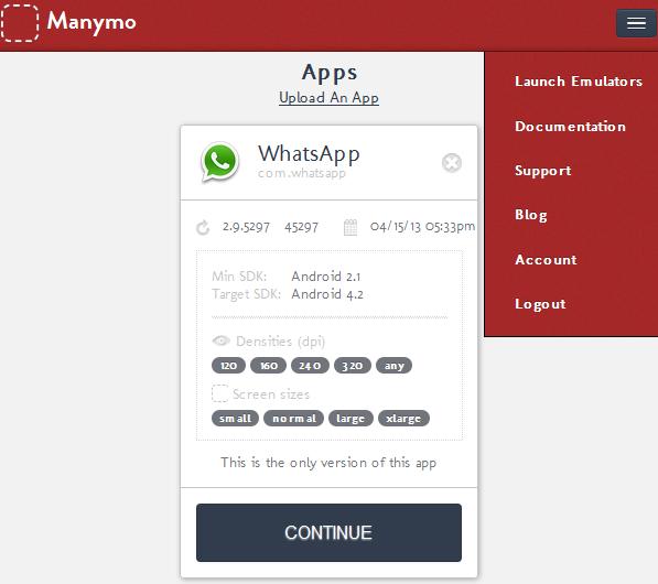 Program do Whatsapp