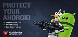Bitdefender lanza un antivirus gratis para Android