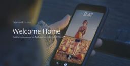 Facebook Home, disponible para descargar gratis