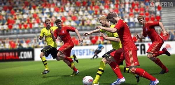 FIFA 14 de PS3 sin pase online