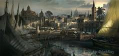 Imagen conceptual de Assassin's Creed 4: Black Flag muestra La Habana