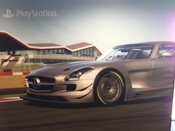 Gran Turismo 5 PS3 gráficos