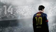 FIFA 14: Portada con Messi, ¿a quién quieres como 2º futbolista?