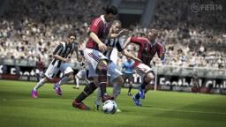FIFA 14 para tablets: control refinado, más ligas y equipos